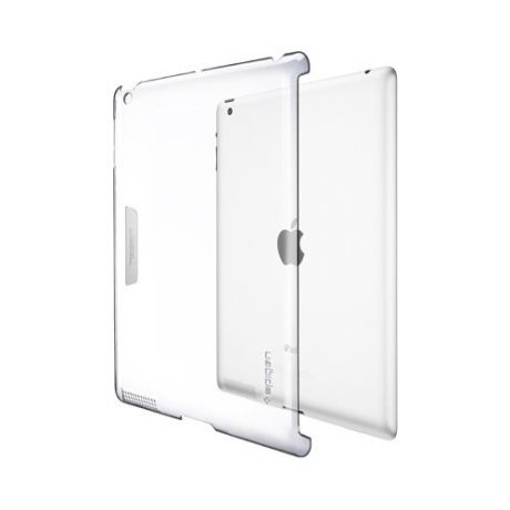 Задник для Apple iPad SGP Ultra Thin Case (Crystal Clear)