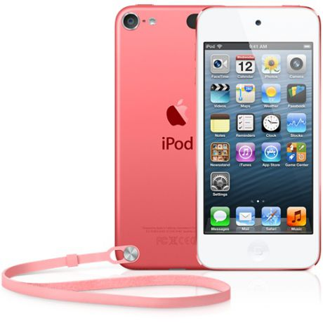 Плеер Apple iPod Touch 5 64Gb (Pink)