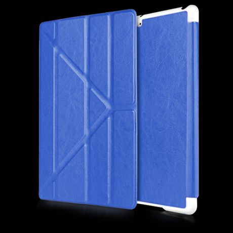 Чехол для iPad mini Gurdini Origami (Navy Blue)