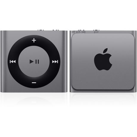 Плеер Apple iPod Shuffle 4 - 2GB (Space Grey)