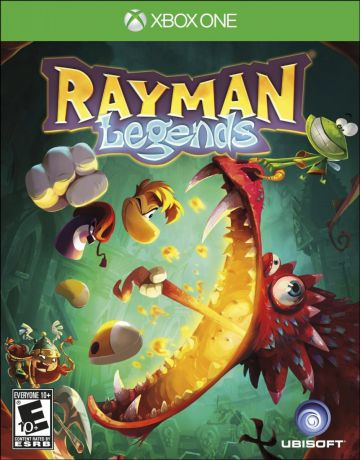 Игра для Xbox One Rayman Legends