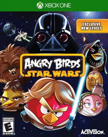 Игра для Xbox One Angry Birds:Star Wars