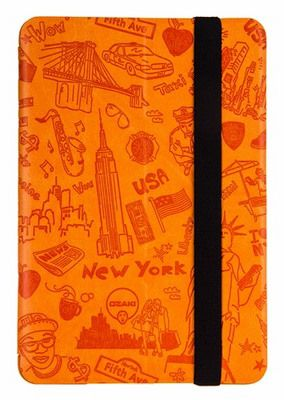 Чехол для Apple iPad mini retina Ozaki Smart Case (New York)