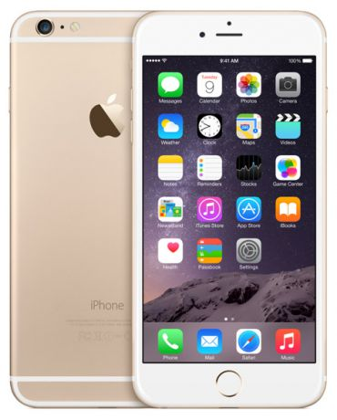 Телефон Apple iPhone 6 Plus 64Gb (Gold)