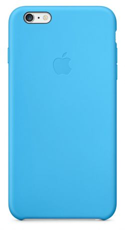 Чехол для Apple iPhone 6 Plus Silicon Case (Blue)