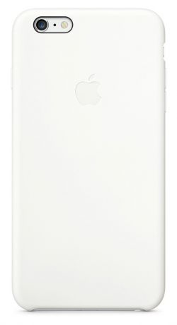 Чехол для Apple iPhone 6 Plus Silicon Case (White)