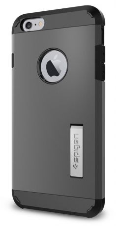 Чехол для Apple iPhone 6 Plus SGP Tough Armor Case (Gunmetal)