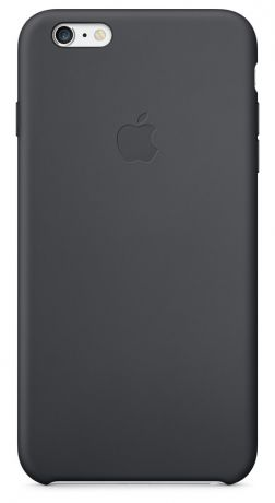 Чехол для Apple iPhone 6 Plus Silicon Case (Black)