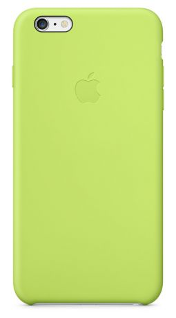 Чехол для Apple iPhone 6 Plus Silicon Case (Green)