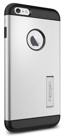 Чехол для Apple iPhone 6 Plus SGP Slim Armor Case (Satin Silver)