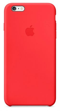 Чехол для Apple iPhone 6 Plus Silicon Case (Red)