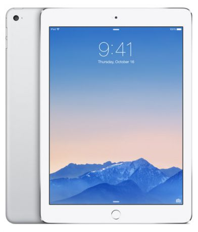 Планшет Apple iPad Air 2 Wi-fi 16Gb (Silver)