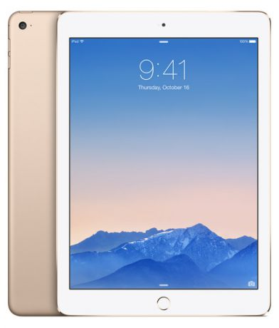 Планшет Apple iPad Air 2 Wi-fi 16Gb (Gold)
