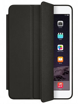Чехол для iPad mini 3 Apple Smart Case Leather (Black)