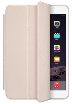 Чехол для iPad mini 3 Apple Smart Case Leather (Soft Pink)