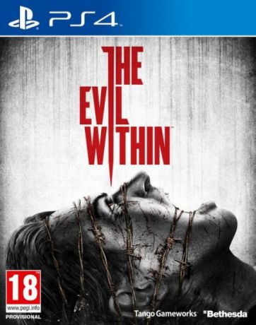 Игра для PlayStation 4 The Evil Within