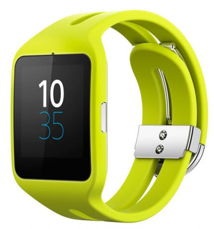 Смарт-часы Sony SmartWatch 3 SWR50 Sport (Lime)