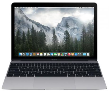 "Ноутбук Apple MacBook 2015 12"" 8GB 512Gb (Space Gray) MJY42"