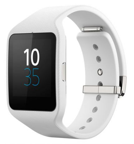 Смарт-часы Sony SmartWatch 3 SWR50 (White)