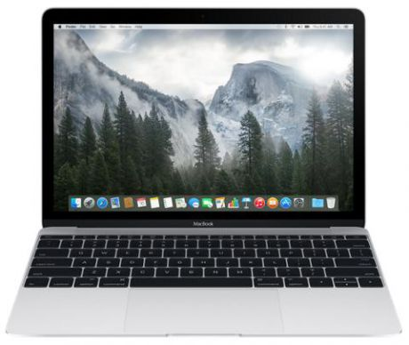"Ноутбук Apple MacBook 2015 12"" 8GB 512Gb (Silver) MF865"