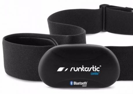 Кардиодатчик Runtastic Bluetooth Smart Combo RUNBT1 (Черный)