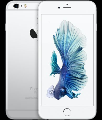 Телефон Apple iPhone 6S Plus 128Gb (Silver)