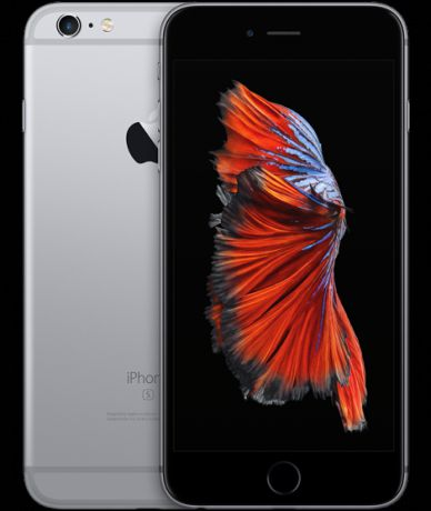 Телефон Apple iPhone 6S Plus 128Gb (Space Gray)