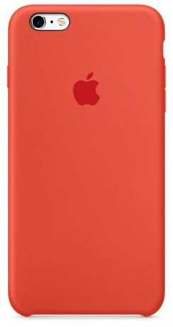 Чехол для Apple iPhone 6/6S Silicon Case (Orange)