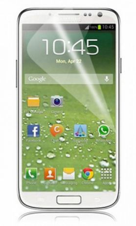 Пленка для Samsung S4 SGP Incredible Shield (Transparency)