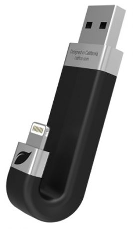 Флешка Leef iBRIDGE 16GB (Черная)
