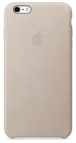 Чехол для Apple iPhone 6s Plus Leather Case (Rose Gray)