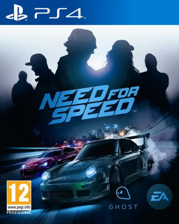 Игра для PlayStation 4 Need for Speed
