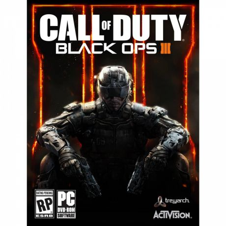 Игра для PlayStation 4 Call of Duty: Black Ops 3
