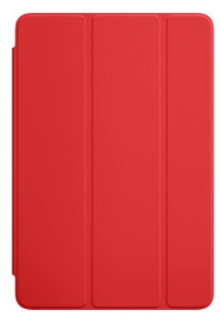 Чехол Apple iPad mini 4 Smart Cover  (Red)