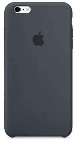 Чехол для Apple iPhone 6s Plus Silicon Case (Charcoal Gray)