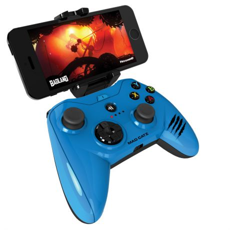 Геймпад Mad Catz Micro C.T.R.L.i (Gloss Blue)