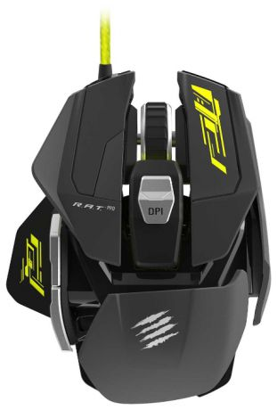 "Мышь Mad Catz R.A.T.PRO S Gaming Mouse + купон от ""World of Tanks"""