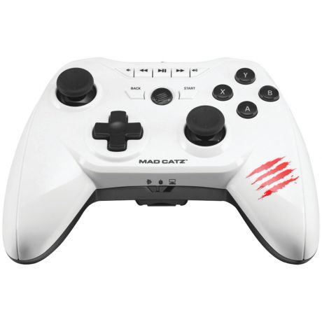 Геймпад Mad Catz C.T.R.L.R (Gloss White)