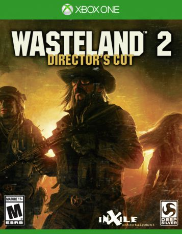 Игра для Xbox One Wasteland 2 Directors Cut (русские субтитры)