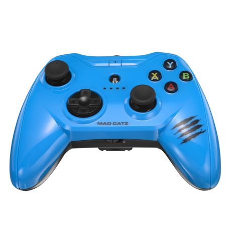 Геймпад Mad Catz C.T.R.L.i (Gloss Blue)