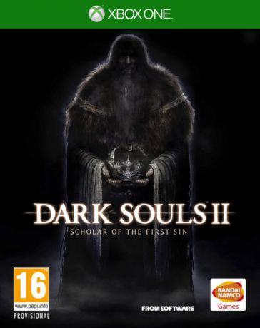 Игра для Xbox One Dark Souls II: Scholar of The First Sin (русские субтитры)