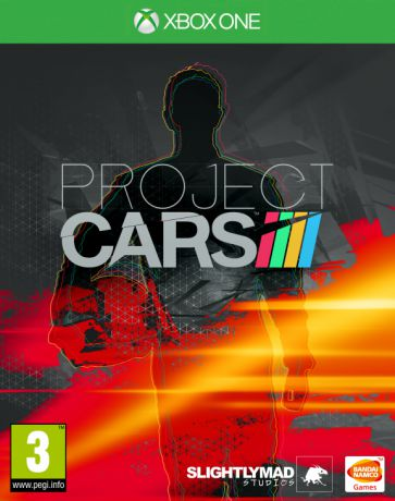 Игра для Xbox One Project Cars. Limited Edition