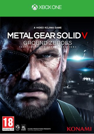 Игра для Xbox One Metal Gear Solid V: Ground Zeroes