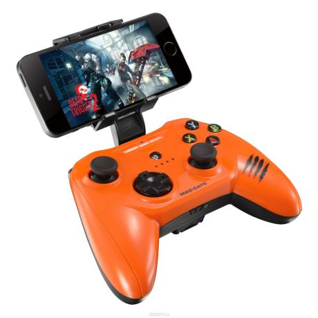 Геймпад Mad Catz Micro C.T.R.L.i (Gloss Orange)