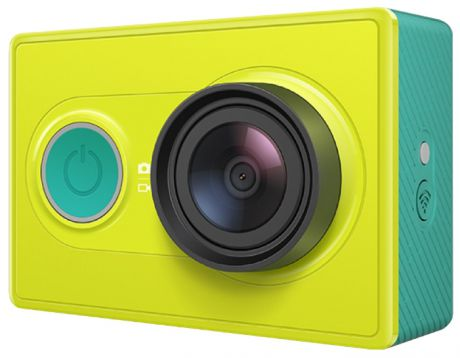 Экшн-камера Xiaomi Yi Action Camera Travel edition (Green)