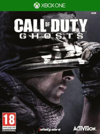 Игра для Xbox One Call of Duty: Ghosts (русская версия)