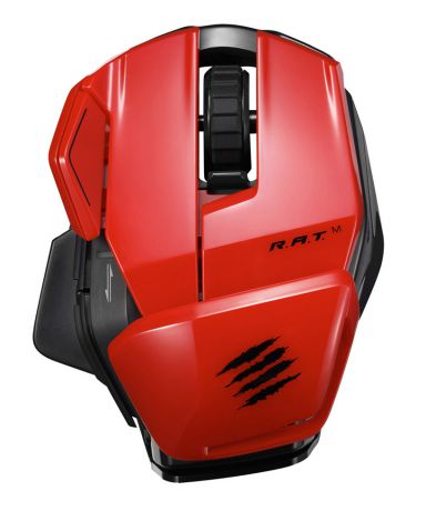 Мышь Mad Catz Office R.A.T.M Wireless (Red)