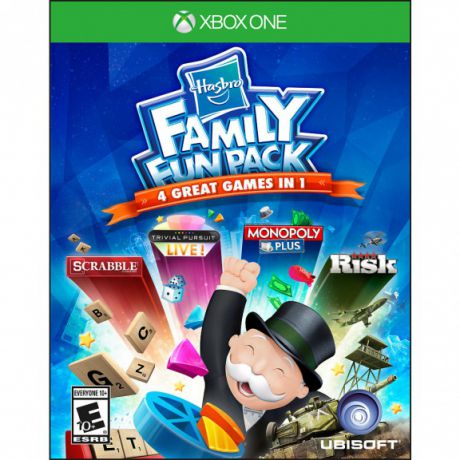 Игра для Xbox One Hasbro Family Fun Pack