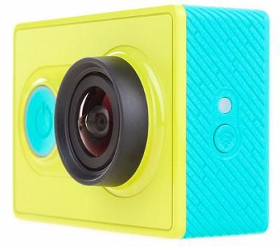 Экшн-камера Xiaomi Yi Action Camera Basic edition (Green)