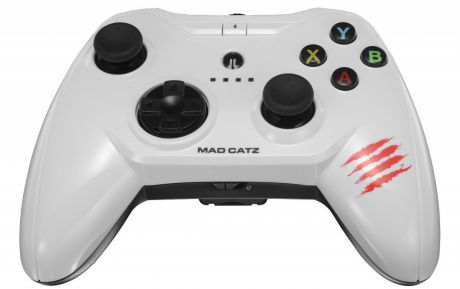 Геймпад Mad Catz C.T.R.L.i (Gloss White)